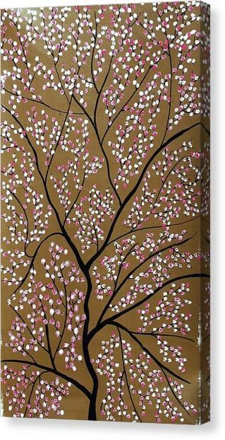 Sanshet Jann Canvas Print