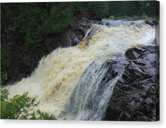 Saxon Falls 2 Photograph By Matthew Winn
