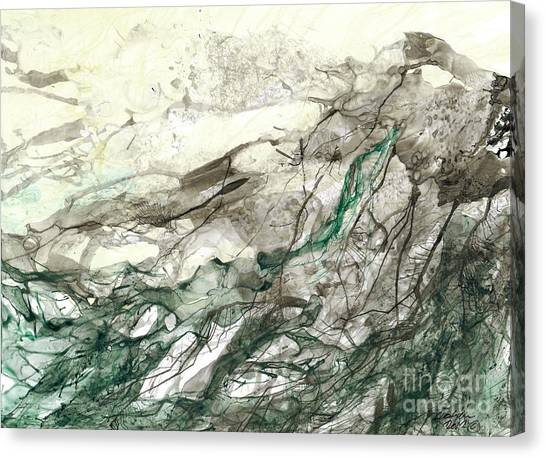 Seascape 04 Canvas Print by David W Coffin