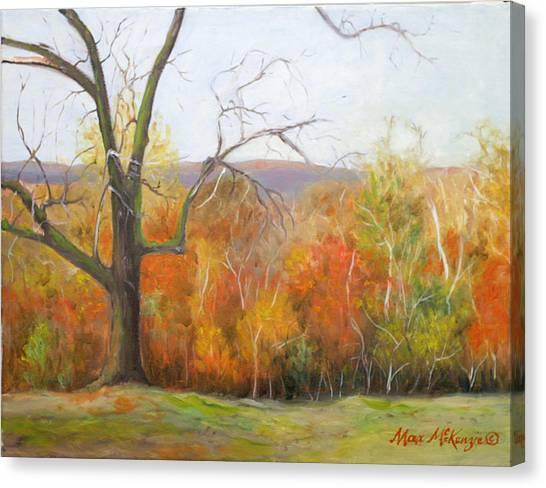 Seasons Pass Canvas Print by Max Mckenzie