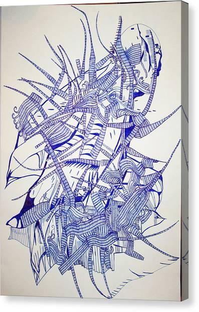 Gloria Canvas Print - Secret Escapes by Gloria Ssali