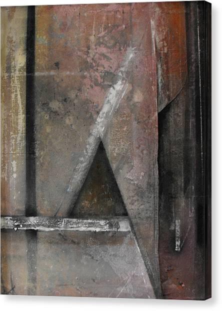 Seem  Seam Canvas Print by Ralph Levesque