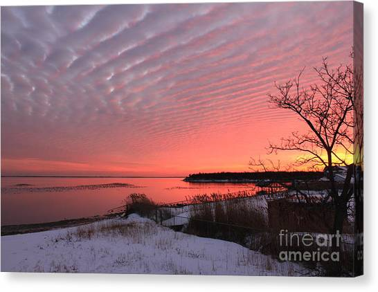 Serenity Canvas Print by Scenesational Photos