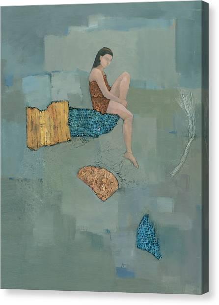 Set Adrift Canvas Print
