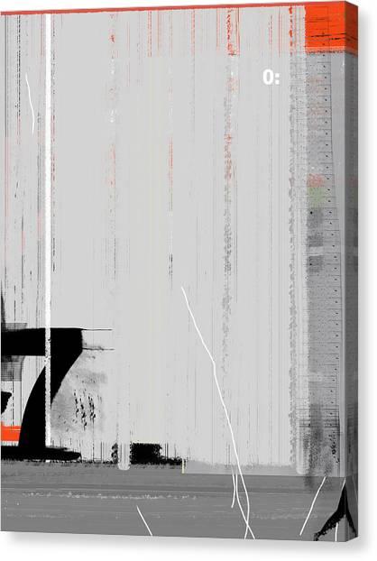 Tasteful Canvas Print - Seven by Naxart Studio