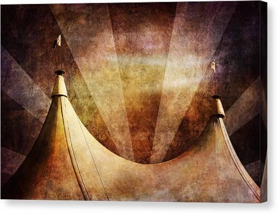 Beam Canvas Print - Showtime by Andrew Paranavitana