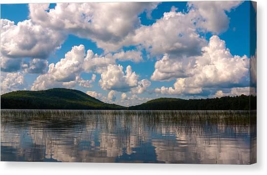 Sky At Fawn Lake Canvas Print