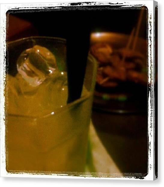 Lemons Canvas Print - #snacks #caipirinha #bar #saoluis by Richard Rafael