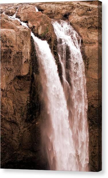 Snoqualmie Falls Canvas Print