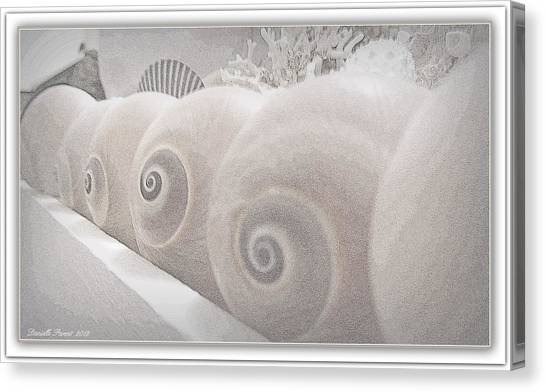 Snow Babies Canvas Print
