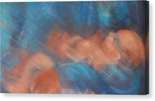 Soothe Canvas Print by Joanna Gates