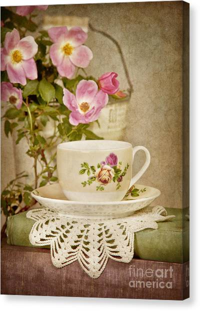 Southern Tea Canvas Print