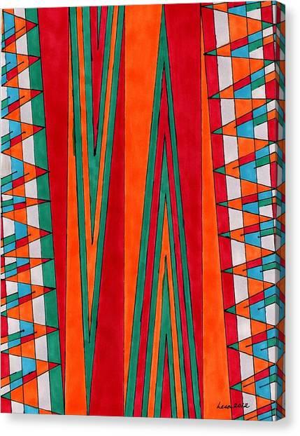 Southwest Guide Canvas Print