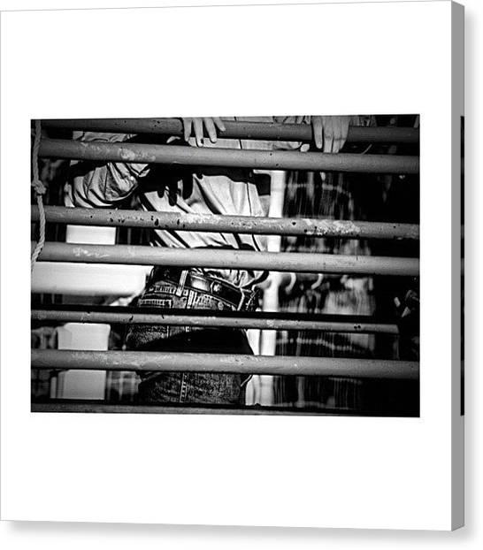 Rodeos Canvas Print - #southwest #statigram #art by Marco Prado