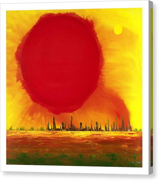 Spf 5000 Canvas Print