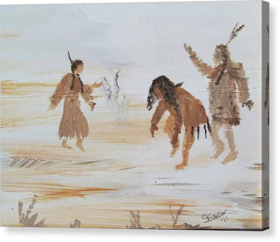 Spirit Dance Canvas Print
