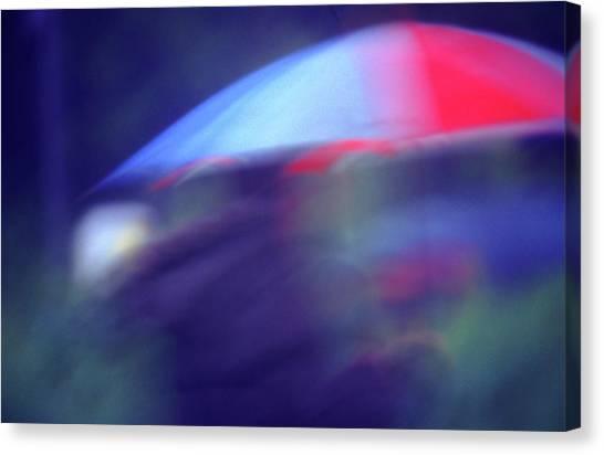Splush Canvas Print