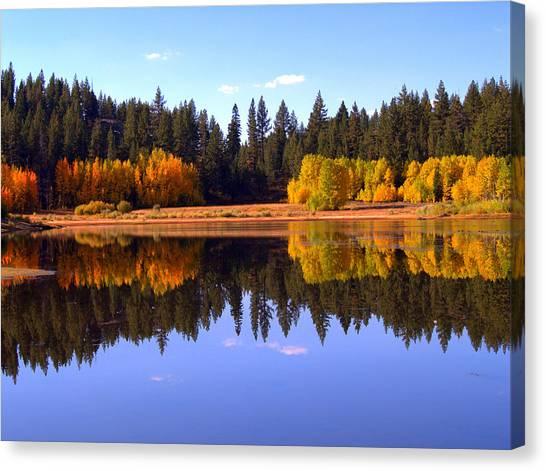 Spooner Autumn Canvas Print