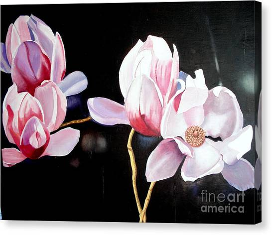 Spring Delight Canvas Print