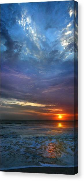St. Augustine Sunrise Canvas Print
