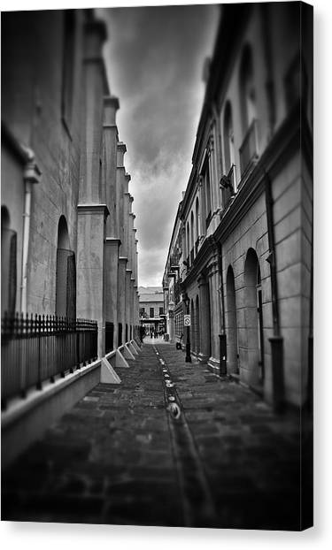 St. Louis Cathedral 4 Canvas Print