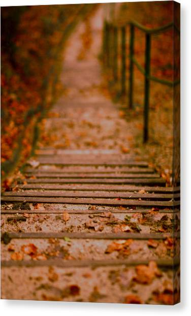 Stairs Canvas Print by Vail Joy