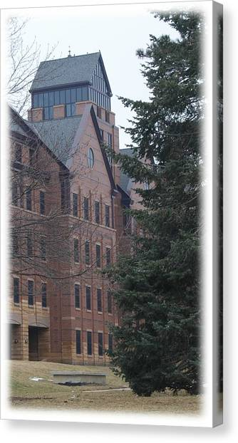 Illinois State University Canvas Print - Stately by Abraham Adams Photography