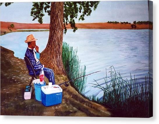 Stickabiltiy Canvas Print