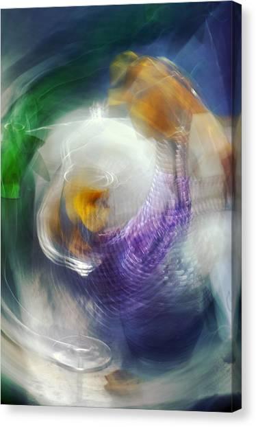 Still Life Grace Canvas Print by Marisa Matis
