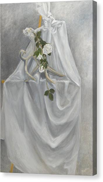 Still Life Canvas Print by Rita Bentley