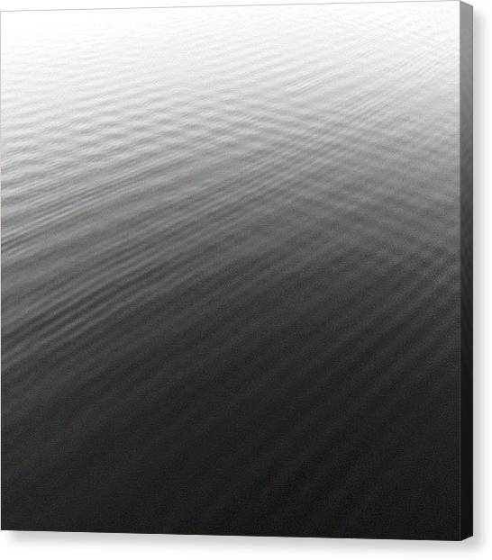 Mississippi Canvas Print - Stochastic Waves by Nick Winterhalter