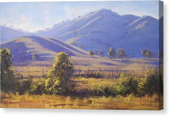 Victoria Canvas Print - Strath Creek Victoria by Graham Gercken