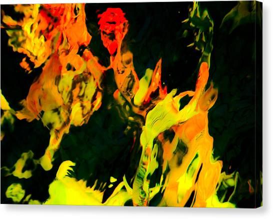 Streaker Canvas Print by Chua  ChinLeng
