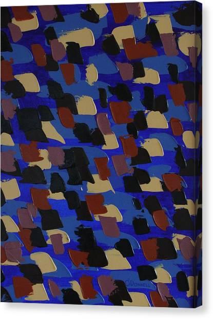 Sub Atomic Canvas Print