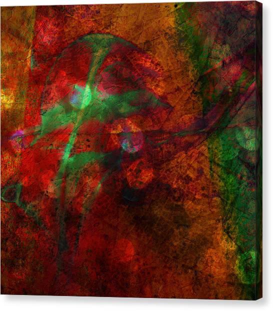 Summer Evening Shadows Canvas Print