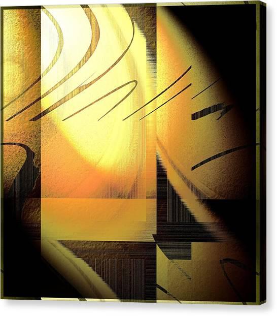 Sun Shade Canvas Print