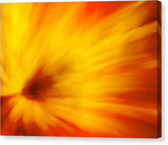 Sunburst  Canvas Print