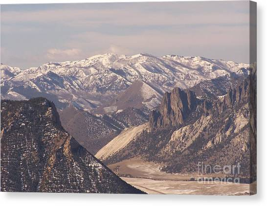 Sunlight Splendor Canvas Print