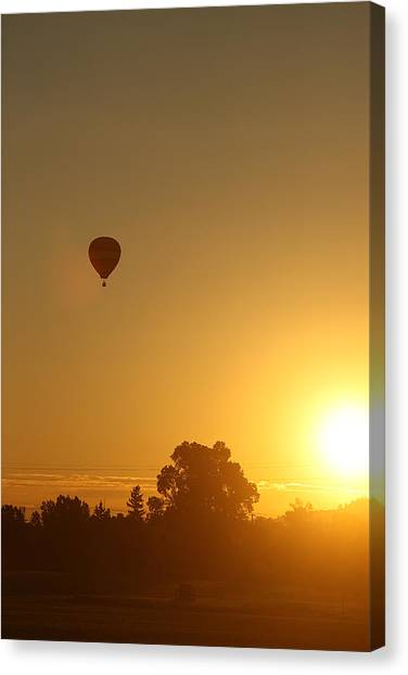 Canvas Print - Sunrise Bound by Larry Robinson