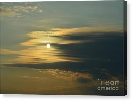 Sunrise Canvas Print by Paulina Roybal