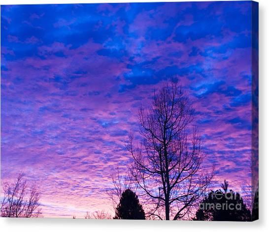 Sunrise Surprise 6 Canvas Print by Scotts Scapes