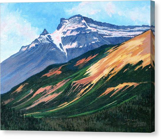 Super Natural Canvas Print