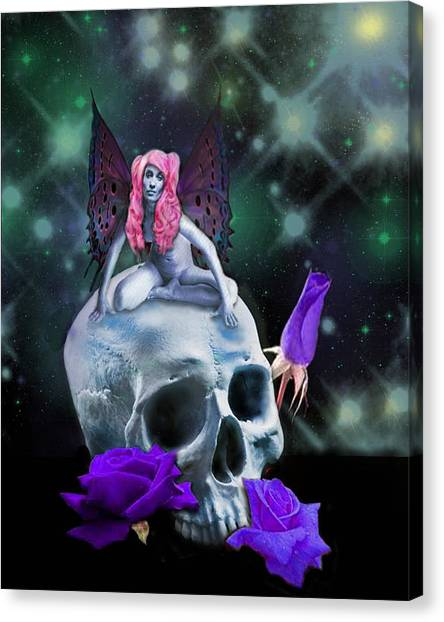 Super Star Canvas Print by Diana Shively