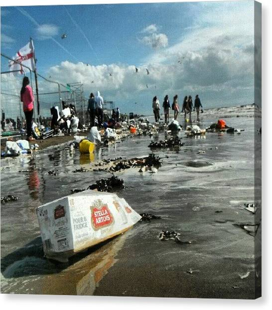 Vultures Canvas Print - #t4otb2012 #t4otb #t4onthebeach by Kevin Zoller
