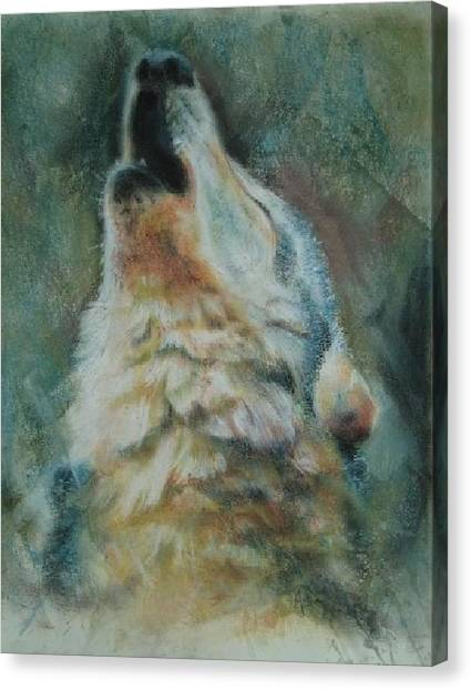 The Calling Canvas Print by Joanna Gates