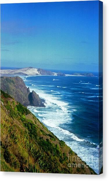 The Cape Canvas Print