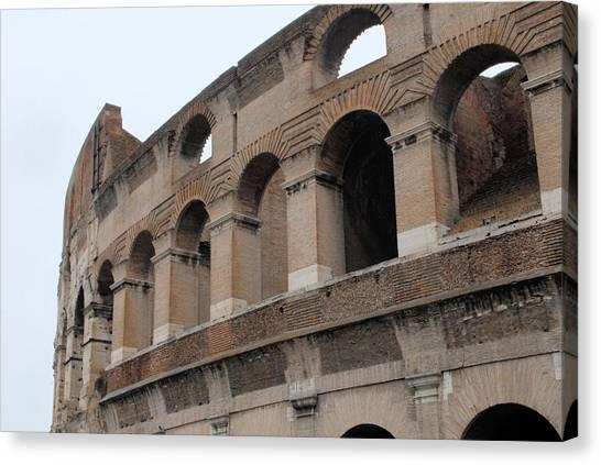 The Coliseum Canvas Print by