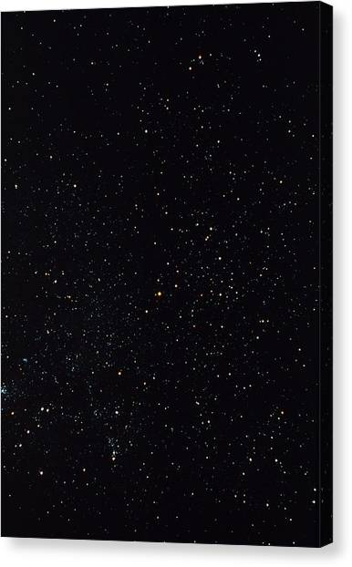 The Constellation Of Scorpius, The Scorpion Canvas Print by John Sanford