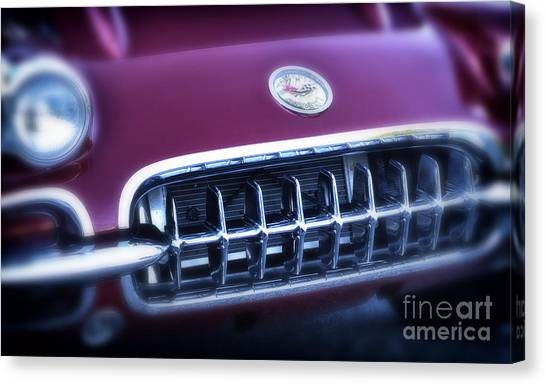 The Grille Canvas Print