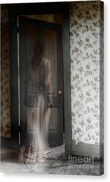The Haunting Canvas Print